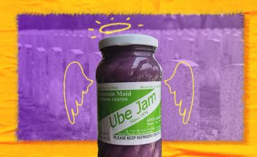 Say goodbye to Good Shepherd's purple ube jam (for now)