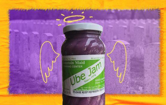 Say goodbye to Good Shepherd's purple ube jam (for now)