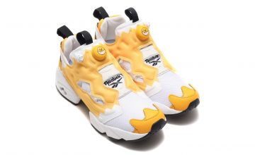 Reebok and Gudetama made the cutest shoe collab to date