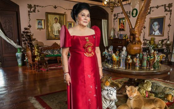 A power-obsessed Imelda Marcos takes the spotlight in this new documentary