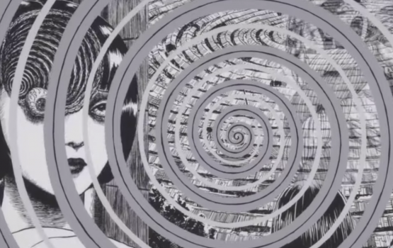 Junji Ito's 'Uzumaki' is turning into an animated miniseries