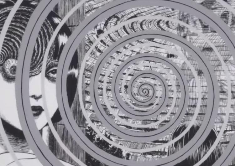 Junji Ito's 'Uzumaki' is turning into an animated miniseries