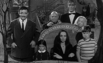 While we're all busy, 'Addams Family' EPs are getting uploaded online
