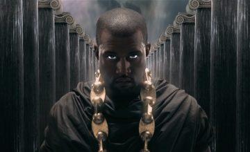 Kanye is staging a Nebuchadnezzar opera