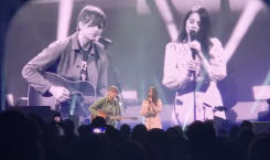 Lana Del Rey's duet with Ben Gibbard is pretty heartbreaking…
