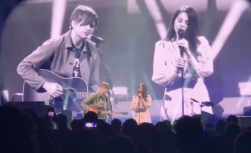 Lana Del Rey's duet with Ben Gibbard is pretty heartbreaking (in a good way)