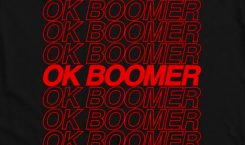 There could be an 'OK, Boomer' TV show soon