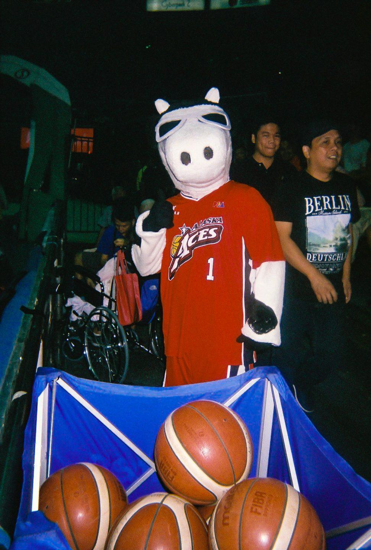 ecow alaska mascot