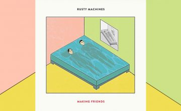 Are you ready for Rusty Machines' first-ever album?