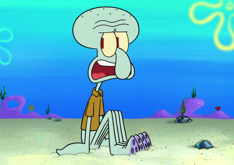Squidward is getting a 'musical-oriented' Netflix spinoff series