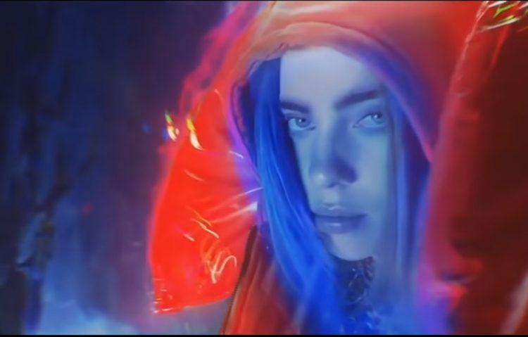 "Billie Eilish drops new electropop single, ""everything i wanted"""