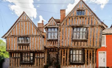 You can now book a stay at Godric's Hollow from 'Harry Potter'