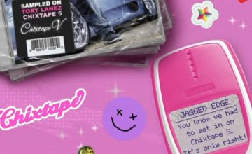 "Love vibing to backtrack hip hop? ""Chixtape 5"" has arrived"