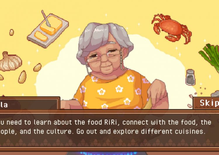 We might be playing this Filipino cooking game real soon