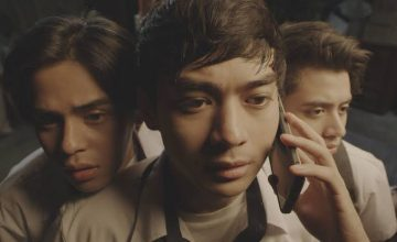 The first Filipino Netflix Original film is a true-to-life teen heist