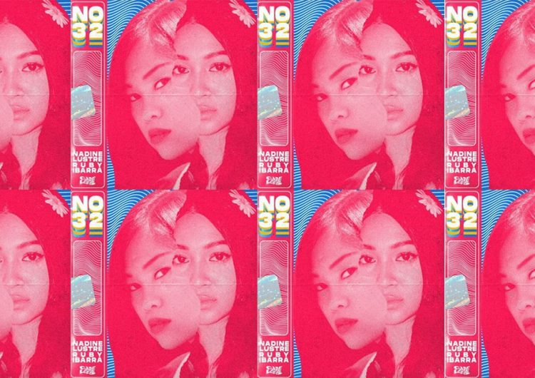 Nadine Lustre and Ruby Ibarra team up for a bomb R&B track