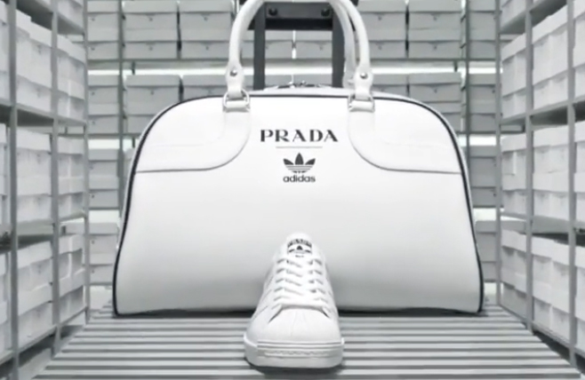 Prada for adidas is here (and so are we)