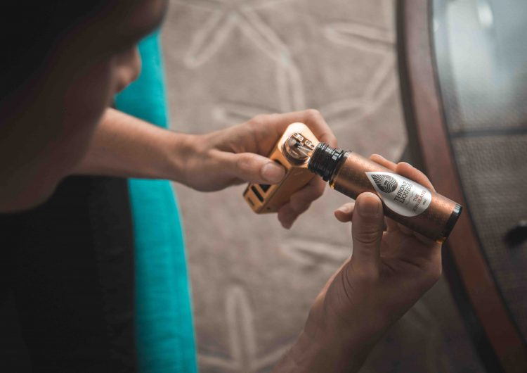 President Duterte is banning the use and importation of e-cigarettes