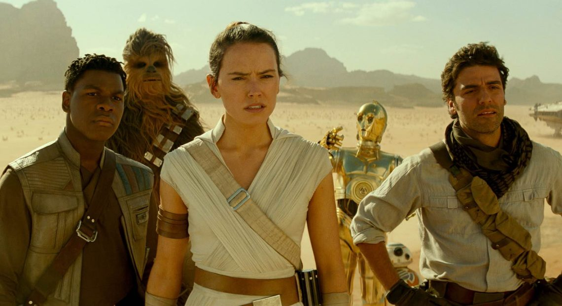 Why fanservice led 'The Rise of Skywalker' to failure