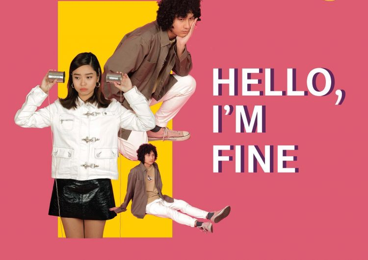 'Hello, I'm Fine' is Jigo Viriña and Mariamaria's new EP about, well, not being fine