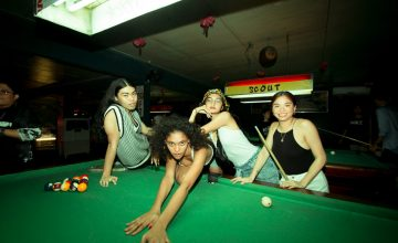 Things got hazy with the unlimited booze and billiards at this year's Scout Socials