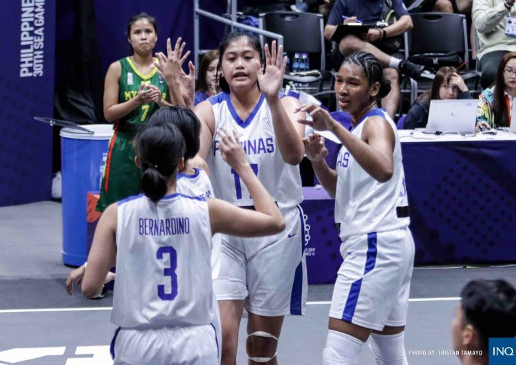 These UAAP 82 players are repping the country at the 30th SEA Games
