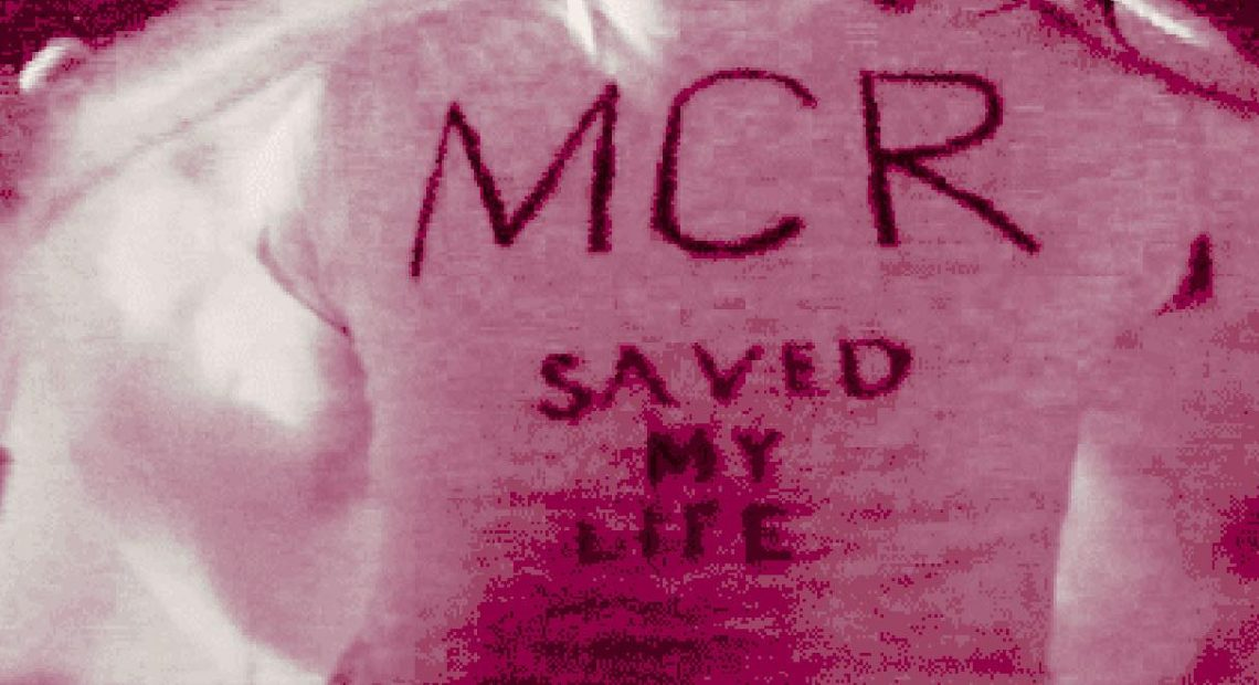 My Chemical Romance taught me what self-care meant