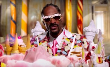 Snoop Dogg is releasing a lullaby album for babies