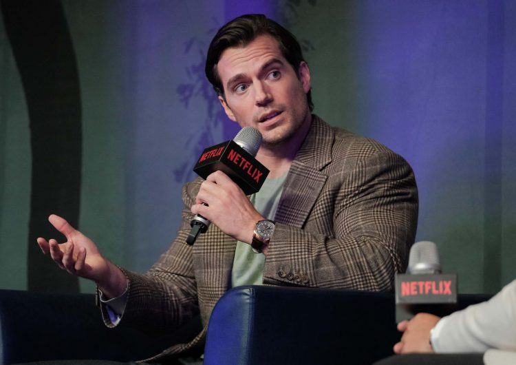 Meet Henry Cavill, local fanboy of 'The Witcher'