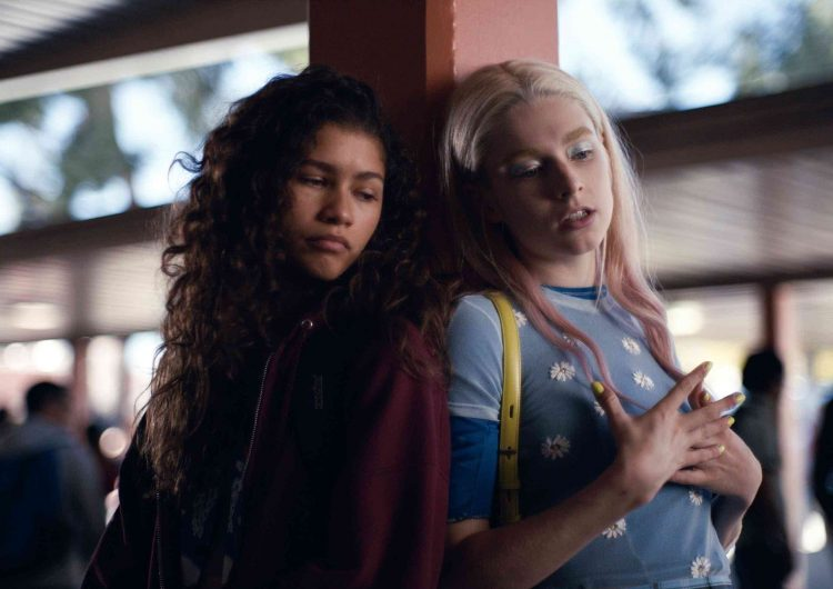 'Euphoria' returns for another season next year