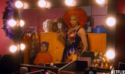 RuPaul and other 'Drag Race' Girls Sashay in 'AJ and…