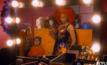 RuPaul and other 'Drag Race' Girls Sashay in 'AJ and the Queen' Trailer