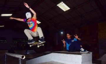 Kiddo Trinidad removed from National Skateboard team for SEA Games 2019