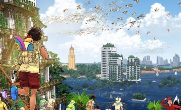 Artists reimagine Manila 30 years from now