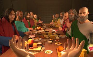 We're getting a Jesus Christ simulator on Steam soon