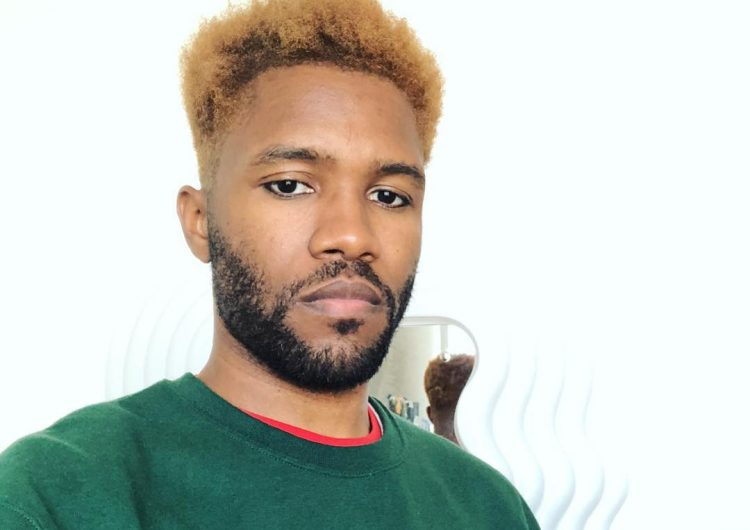 Frank Ocean is one of the new faces of Prada