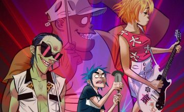 """Gorillaz is back with """"Song Machine"""" and we have no idea what it is"""