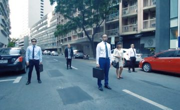"For ""Kulog"" MV, the Assembly Generals become corporate slaves"