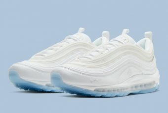 """Meet your new fave white sneaks: The """"White Hot"""" Nike Air Max '97"""