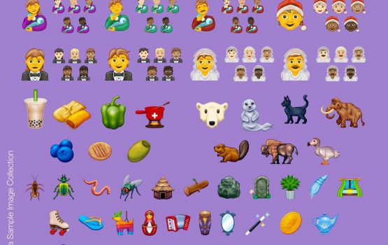 New emojis alert: a crying smiley, transgender symbols, Mx. Claus and more