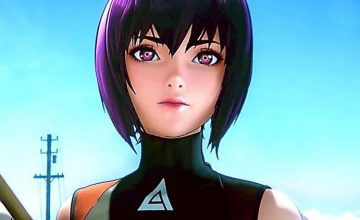 """Have a first look at Netflix's upcoming """"Ghost in the Shell"""" series"""