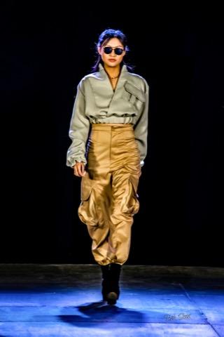 UP Hulma featuring the work of graduate designer Katcy Cabrera