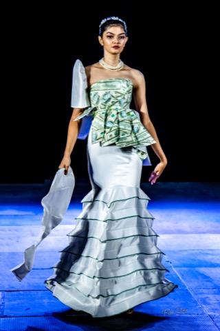 UP Hulma featuring the work of graduate designer Joanna David