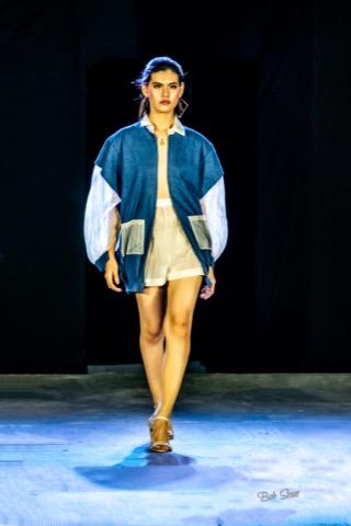 UP Hulma featuring the work of graduate designer Rafa de Guzman