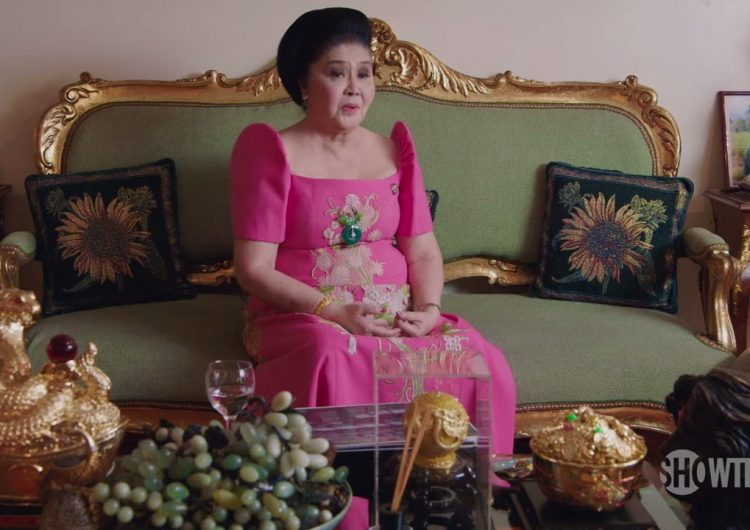 Imelda Marcos docu 'The Kingmaker' is premiering in the Philippines soon