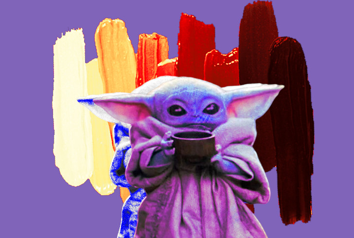 No one asked for a Baby Yoda beauty line, but we got one anyway