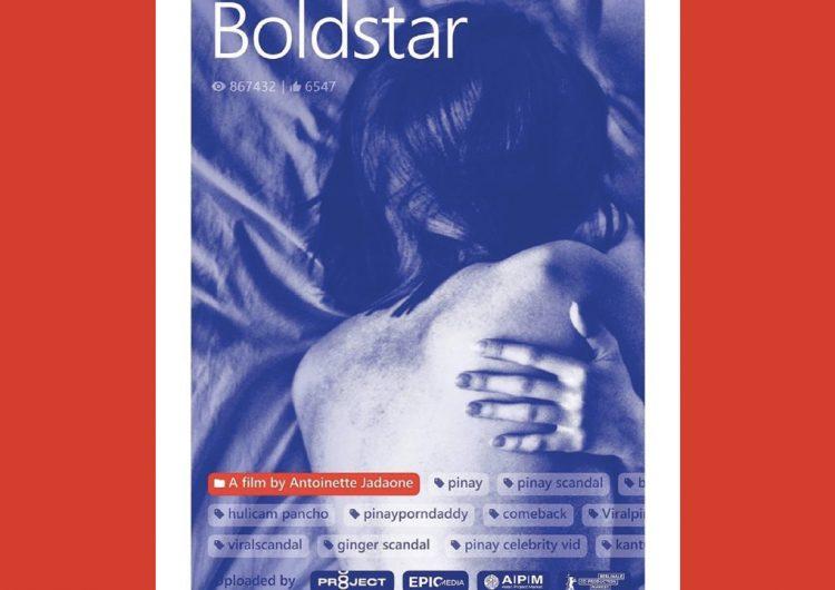 Antoinette Jadaone tackles Filipino boldstars in her upcoming film