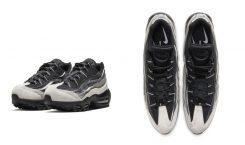 Check out COMME des GARÇONS x Nike Air Max '95's…