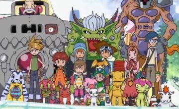 'Digimon Adventure' is getting a reboot featuring the OG gang
