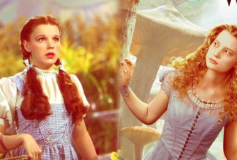 """Netflix to release crossover film of """"Wizard of Oz"""" and """"Through the Looking Glass"""""""